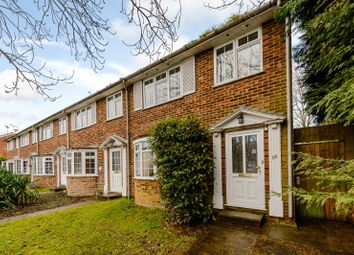 Thumbnail 3 bed end terrace house for sale in The Street, Wrecclesham, Farnham