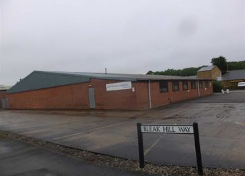 Thumbnail Light industrial for sale in G P Precision Engineers Ltd, Factory & Offices, Hermitage Way, Mansfield