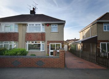 Thumbnail 3 bedroom semi-detached house for sale in Quakers Road, Downend