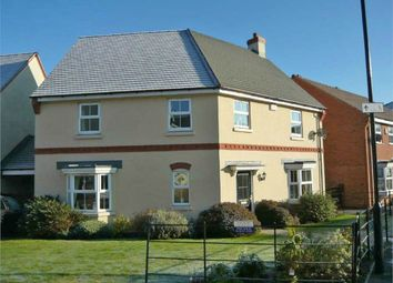 Thumbnail 4 bed detached house to rent in Longstork Road, Coton Meadows, Rugby, Warwickshire