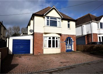Thumbnail 4 bedroom detached house for sale in Exeter Road, Dawlish