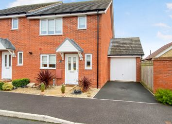 3 bed semi-detached house for sale in Charlesby Drive, Watchfield, Swindon SN6