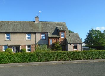 Thumbnail 3 bed end terrace house for sale in Portland Drive, Dumfries