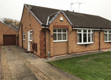 Thumbnail 2 bed bungalow to rent in The Ridings, Hull