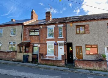 2 bed terraced house for sale in Victoria Street, Stapleford, Nottingham NG9