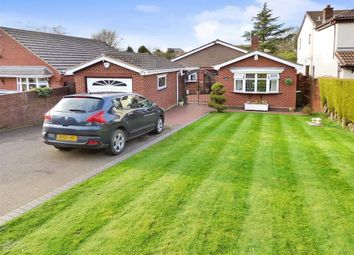 Thumbnail 3 bed detached bungalow for sale in Newlands Lane, Cannock, Staffordshire