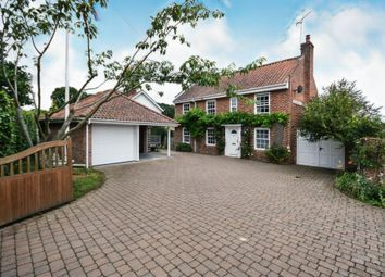 Thumbnail 4 bed detached house for sale in Ludham, Gt Yarmouth, Norfolk