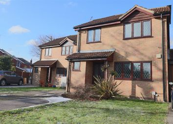 Thumbnail 4 bed detached house for sale in Sheffield Close, Farnborough