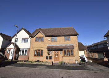 Thumbnail 4 bed detached house for sale in Tanner Close, Barrs Court, Bristol