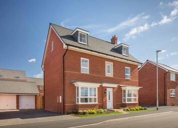 """Thumbnail 5 bedroom detached house for sale in """"Malvern"""" at Wood End, Marston Moretaine, Bedford"""