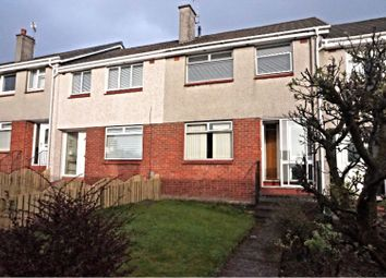 Thumbnail 3 bed terraced house for sale in Ettrick Drive, Bishopton
