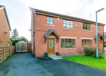 3 bed semi-detached house for sale in Hillside Court, Atherton, Manchester M46