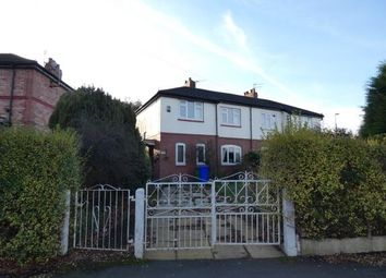 Thumbnail 3 bed semi-detached house for sale in Darley Avenue, Chorlton, Manchester, Greater Manchester