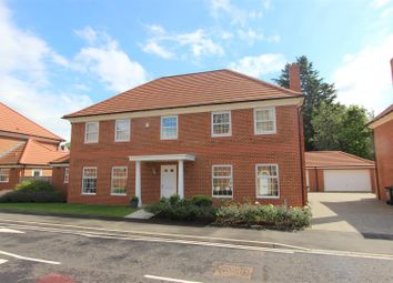 Thumbnail 5 bed detached house to rent in Glaisdale Court, Darlington