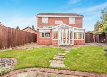 Thumbnail 4 bed detached house for sale in Mallow Close, Trowbridge