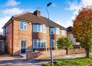 Thumbnail 3 bed semi-detached house for sale in Beech Avenue, York