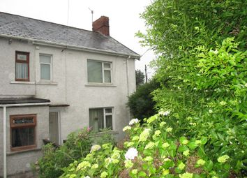 Thumbnail 3 bed semi-detached house for sale in Brynglas Avenue, Cwmavon, Port Talbot, Neath Port Talbot.