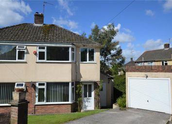 Thumbnail 3 bed semi-detached house for sale in Dark Street Lane, Plymouth, Devon