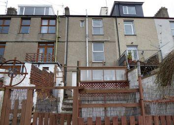Thumbnail 4 bed terraced house for sale in Bangor Street, Y Felinheli
