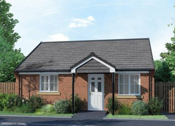 Thumbnail 2 bed semi-detached bungalow for sale in Ambridge Way, Seaton Delaval, Whitley Bay