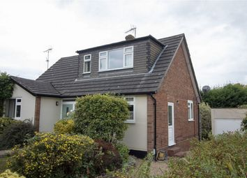 Thumbnail 4 bed detached house for sale in Madeley Road, Church Crookham, Fleet