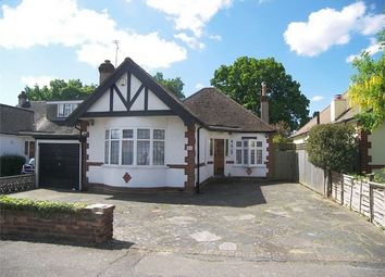 Thumbnail 2 bedroom detached bungalow for sale in Oakmere Lane, Potters Bar