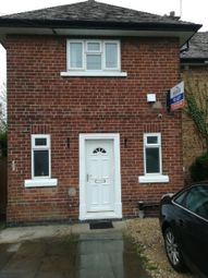 Thumbnail 4 bed terraced house to rent in Uttoxeter New Road, Derby