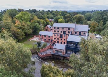 Thumbnail 3 bed flat for sale in Penthouse 1, Mytton Mill, Forton Heath, Shrewsbury