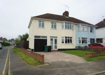 Thumbnail 4 bed semi-detached house for sale in Greenside, Maidstone