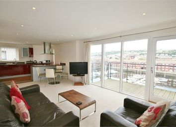 Thumbnail 2 bed flat to rent in Meridian Wharf, Maritime Quarter, Swansea