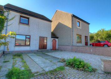Thumbnail 2 bedroom semi-detached house for sale in Park Vale, Longside, Peterhead