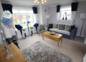 Thumbnail 2 bed flat for sale in Cambridge Crescent, Airdrie, North Lanarkshire