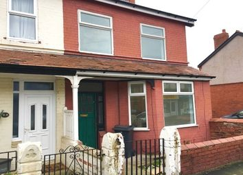 Thumbnail 3 bed property to rent in Victoria Road, Ellesmere Port