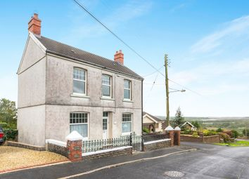 Thumbnail 3 bed detached house for sale in Bronallt Road, Hendy, Swansea