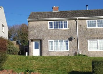 Thumbnail 2 bed semi-detached house to rent in Prosser Close, Carmarthen
