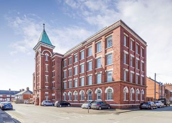 Thumbnail 2 bed flat for sale in Waterloo Street, Leek