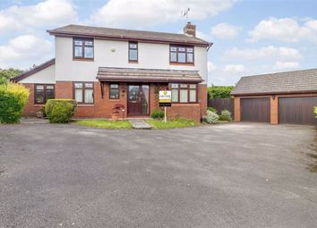Thumbnail 4 bedroom detached house for sale in Mounton Close, Chepstow