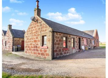 Thumbnail 4 bedroom end terrace house for sale in Fordoun, Laurencekirk