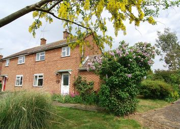 Thumbnail 3 bed semi-detached house for sale in Station Road, Catworth, Huntingdon