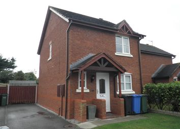 Thumbnail 3 bed semi-detached house to rent in Llys Aderyn Du, Rhyl