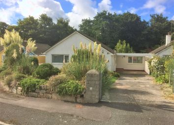 Thumbnail 3 bed detached bungalow for sale in Alexandra Gardens, Penzance