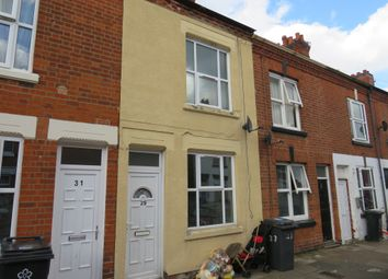 Thumbnail 2 bed terraced house for sale in Vaughan Street, Leicester