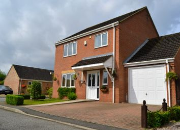 Thumbnail 3 bed detached house for sale in Coates Court, Emneth