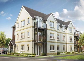 Thumbnail 2 bedroom flat for sale in Hawthorn Court, Bishop's Stortford