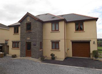 Thumbnail 4 bed detached house for sale in Heol Y Garn, Garnswllt, Ammanford, West Glamorgan