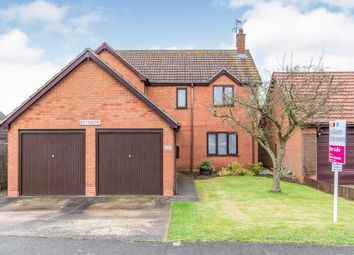 4 bed detached house for sale in Saxon Court, Bottesford, Scunthorpe DN16