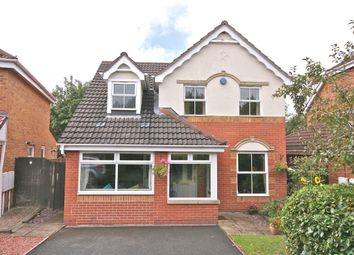 Thumbnail 3 bedroom detached house for sale in Castle Acre Road, Leegomery, Telford