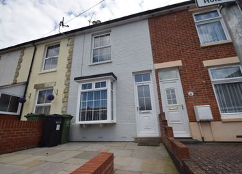 Thumbnail 2 bed terraced house to rent in Park Lane, Cosham, Portsmouth