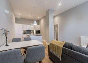 Thumbnail 3 bed flat to rent in Shacklewell Lane, London