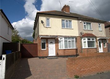 Thumbnail 3 bed semi-detached house for sale in Masefield Avenue, Normanton, Derby